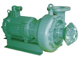 200v水中サンドポンプ(横型)